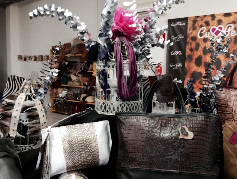 Showroom de Cuca y Pepita | Otoño 2014